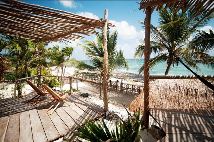 Papaya Playa, Tulum Mexico.