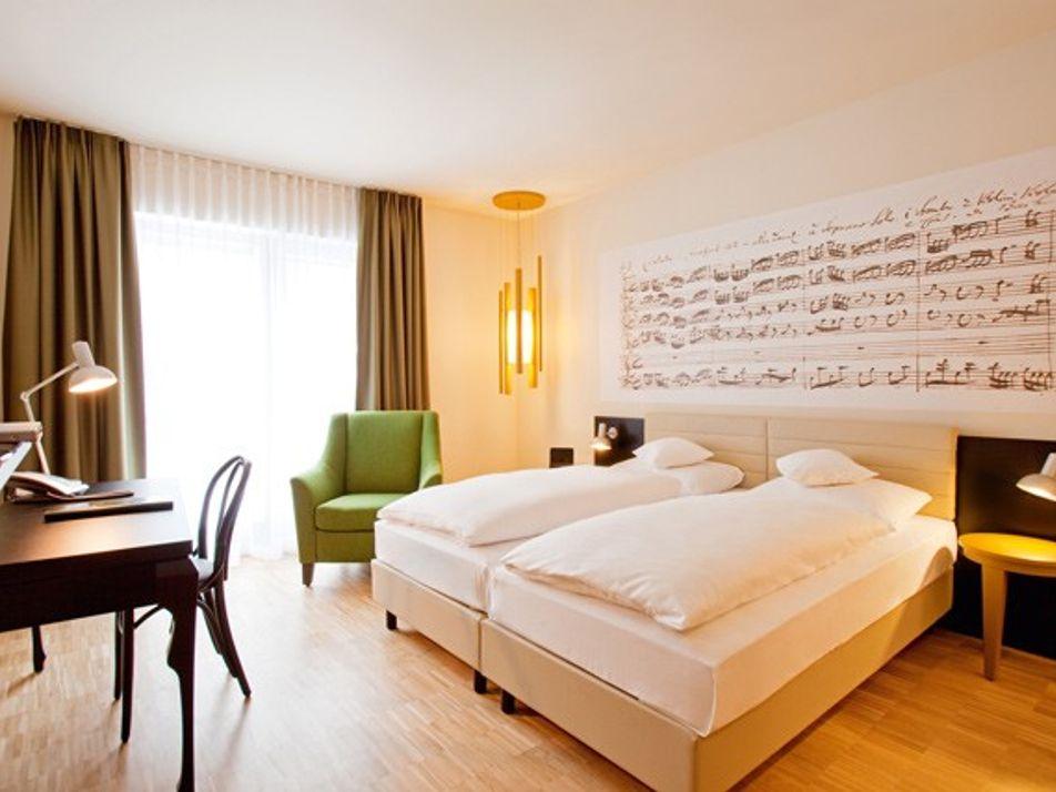 Rooms under £100: Leipzig