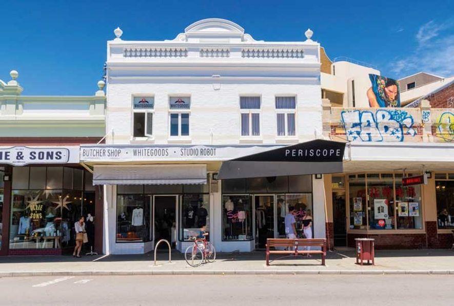 William Street, Northbridge, Perth