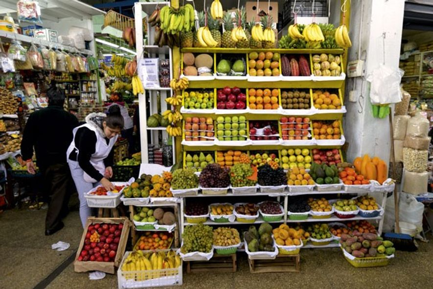 Surquillo Market.