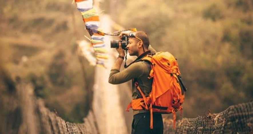 Learn to take photos like a pro