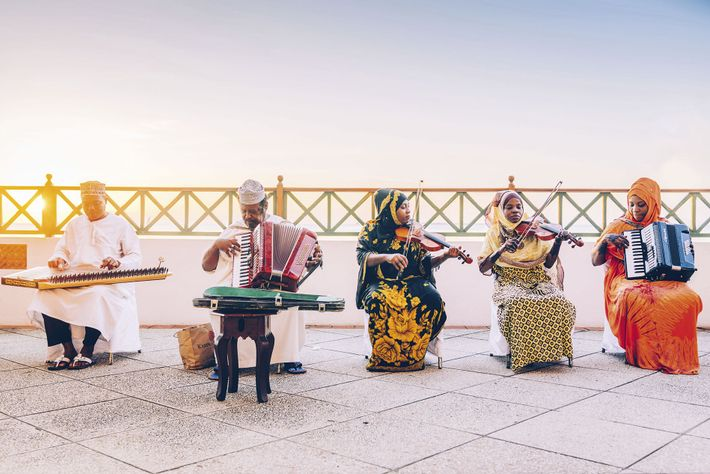 Music in Stone Town