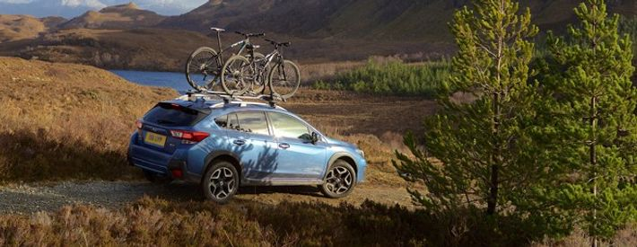 Test your SUV through demanding terrain, from fast flowing tracks to more technical rocky sections