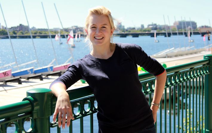 Grace grew up in the US on Chesapeake Bay and the Great Lakes, and always loved ...