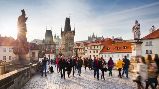 I heart my city: Prague
