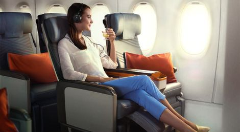 Six flight hacks to help you take off