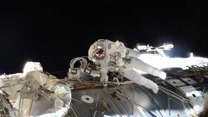 Meet five British space heroes