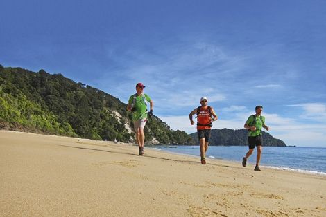 Trail running: New Zealand's Great Walks