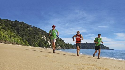 Trail running: New Zealand's Great Walks