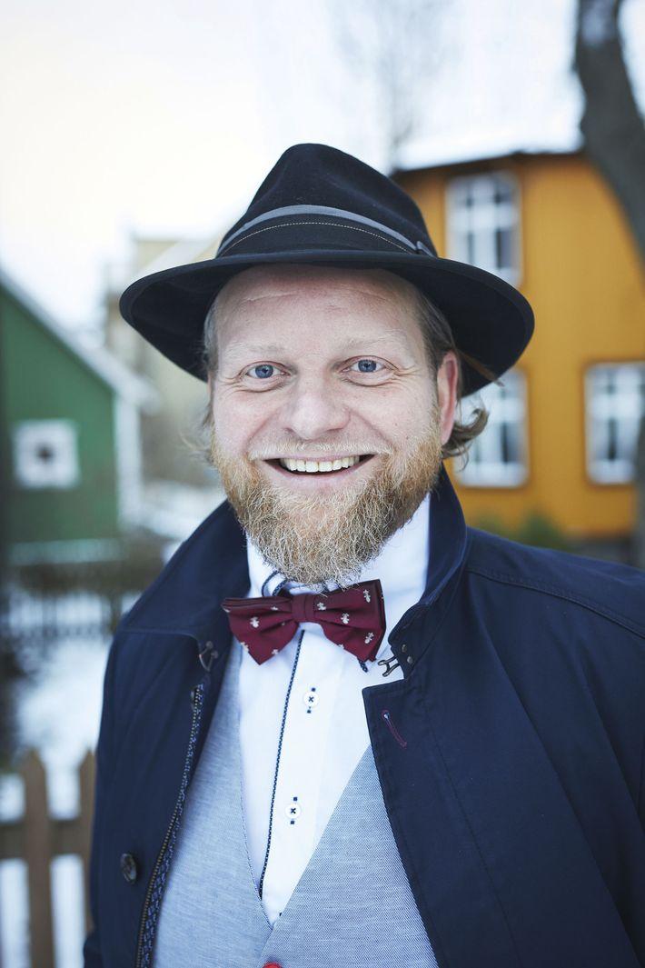 Ýmir Arthursson, from Magical Iceland;