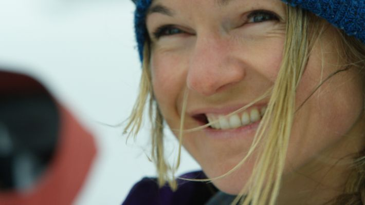 She's a Big Mountain Skier on a Mission to Keep Others Safe