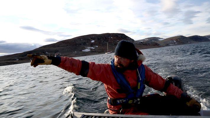 Expeditie trotseert de gevaren in Noordpoolgebied voor klimaatonderzoek