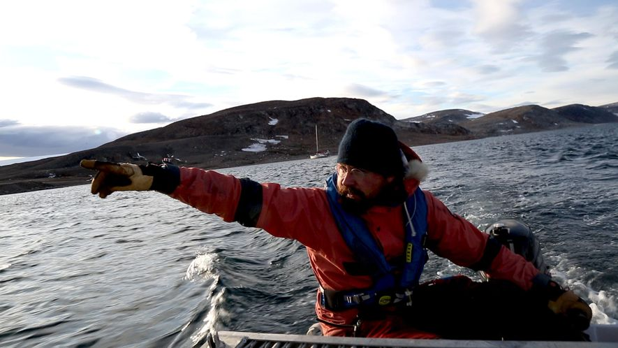 ROLEX_Expedition Braves Arctic Perils for Climate Science.
