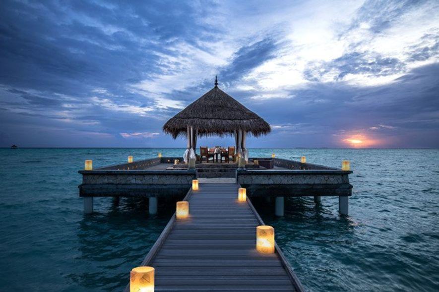 Taj Exotica: Tropical bliss in the Maldives