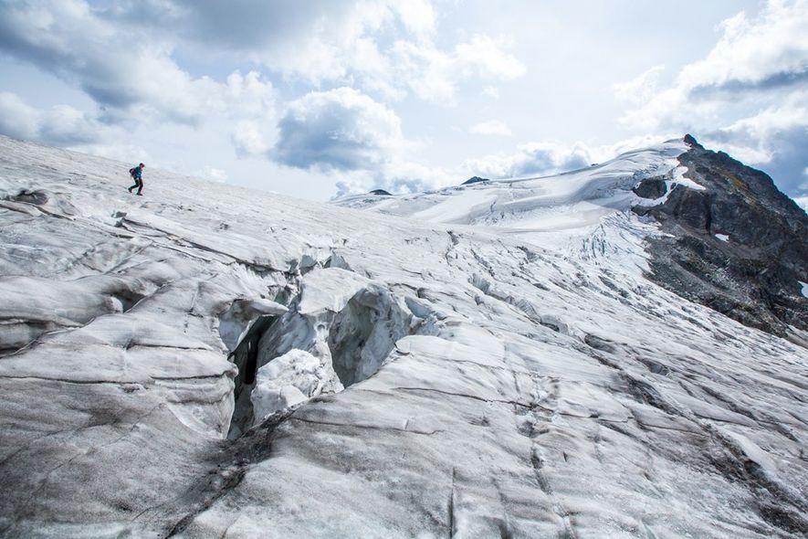 Heli hiking with Selkirk Tangiers,Revelstoke, British Columbia. Image: Destination BC/Ryan Creary