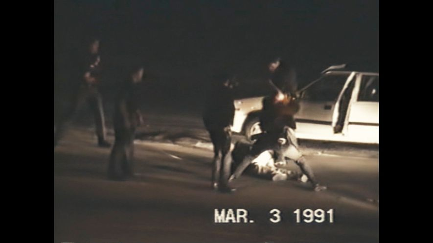 Rodney king the first viral video