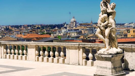Italy: Rome's palatial prowess