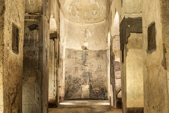 Rome's underground attractions