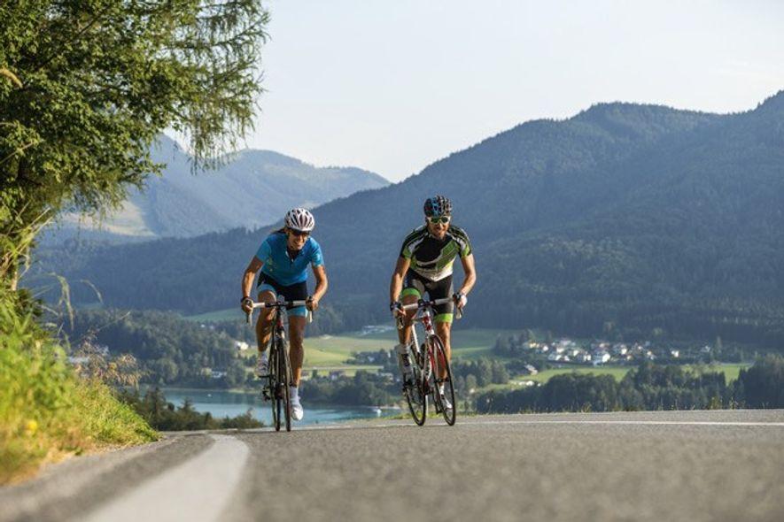 Road cycling in Salzburgerland