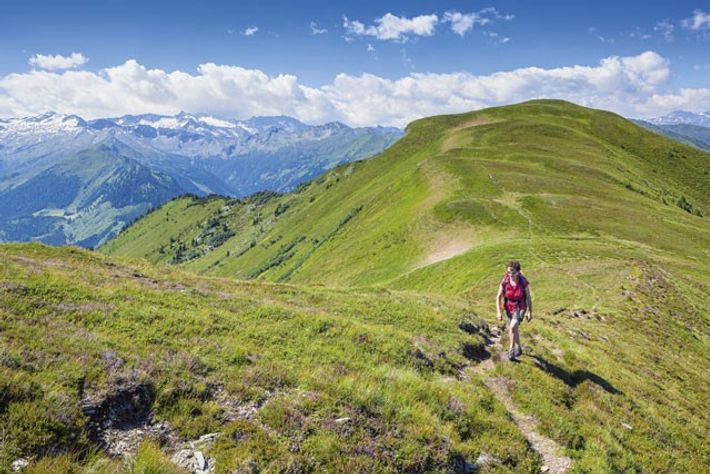 The rolling hills of Salzburgerland. Image: Getty