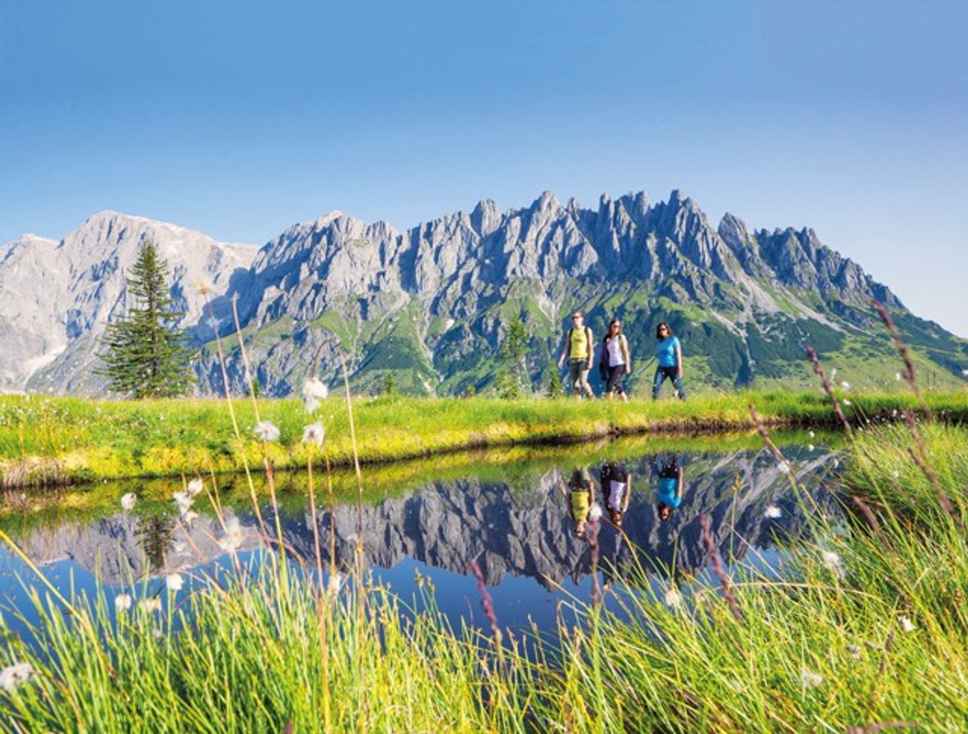 Hut to hut: Hiking in Salzburgerland