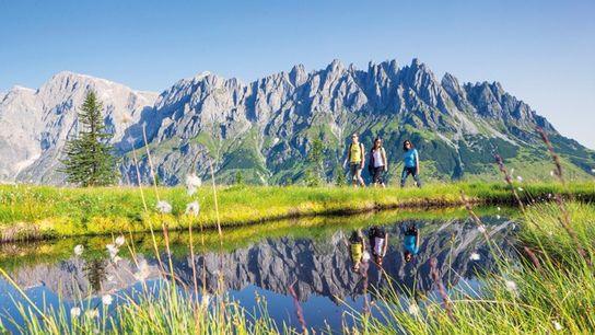 Hiking in Hochköniggebiet