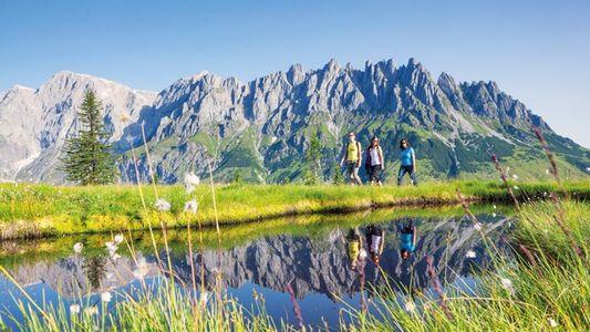 Cabin fever: hut-to-hut hiking in Salzburgerland