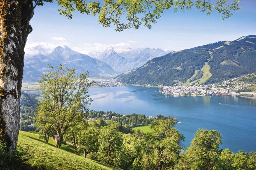 Adventures on the water in Salzburgerland