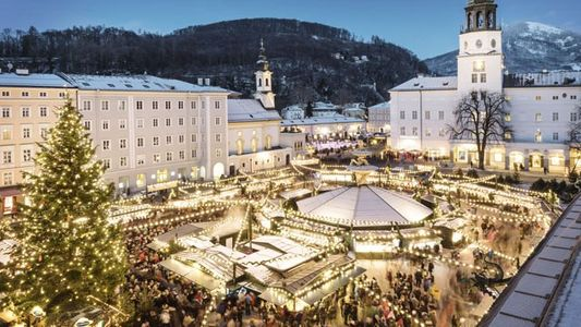 Getting the ultimate Christmas fix in Salzburgerland