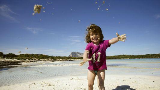 Family travel in Sardinia