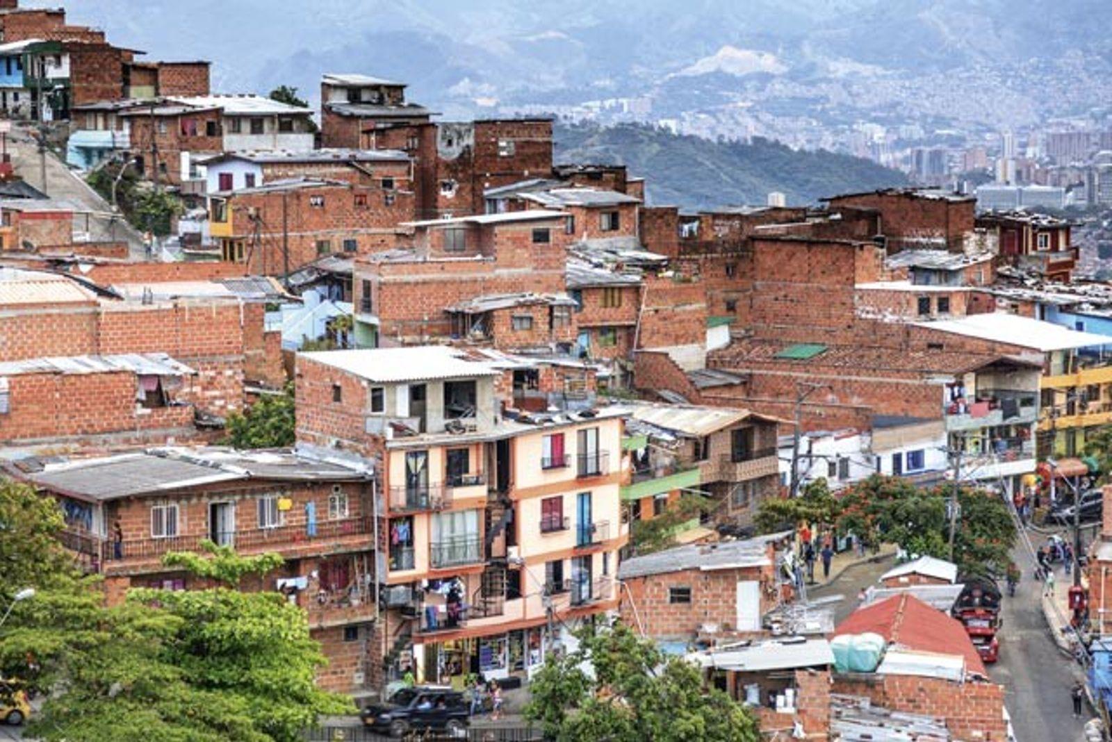 Neighbourhood guide to Medellín