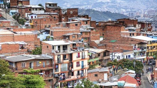 Antioquia, Medellin.