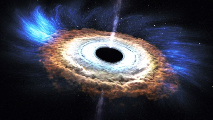 Black Holes: Their Mystery and Amazing Power