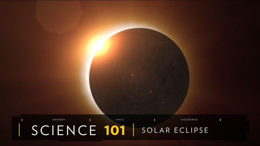 Solar Eclipse 101