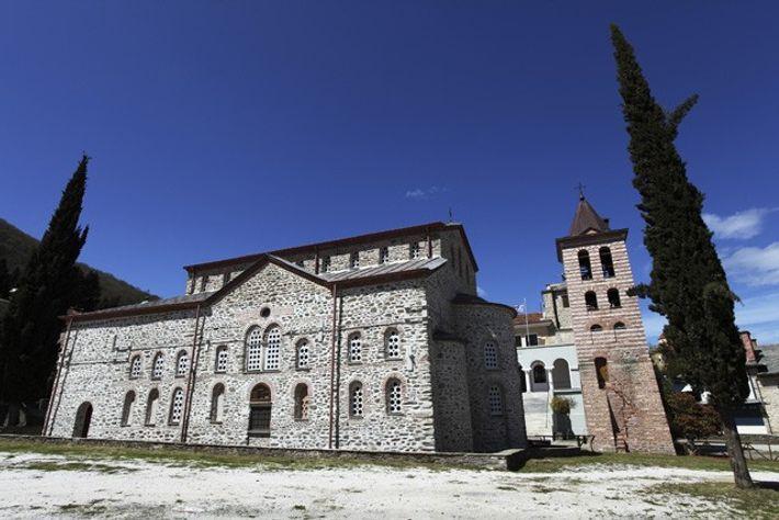 Karyes church