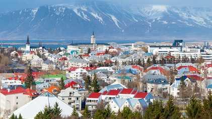 Sleep: Reykjavik