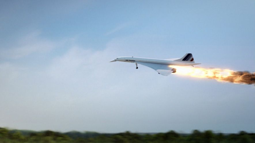 CONCORDE: The Tragedy