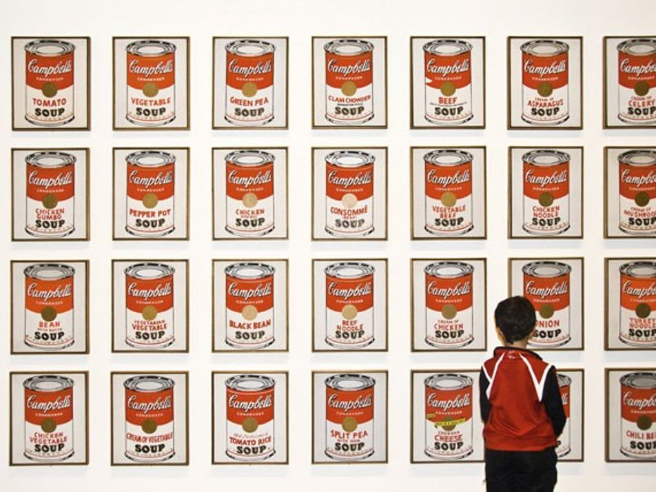Uncovering Andy Warhol