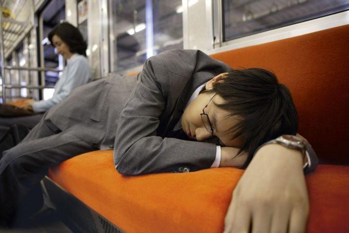 A Japanese train