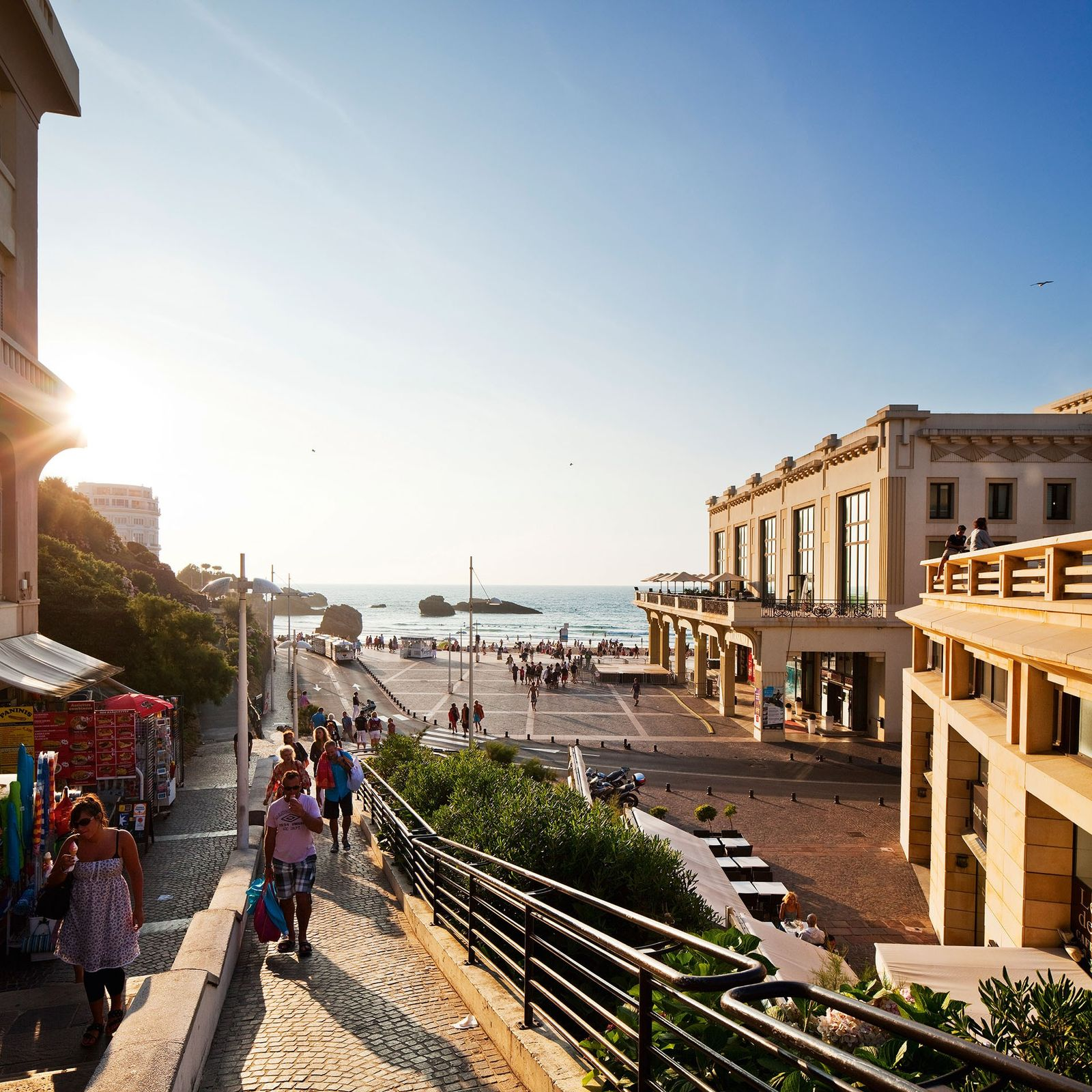 Like a local: a guide to exploring Biarritz