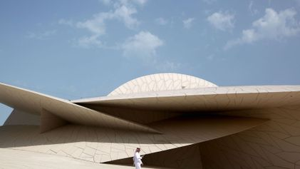 All eyes on the new National Museum of Qatar