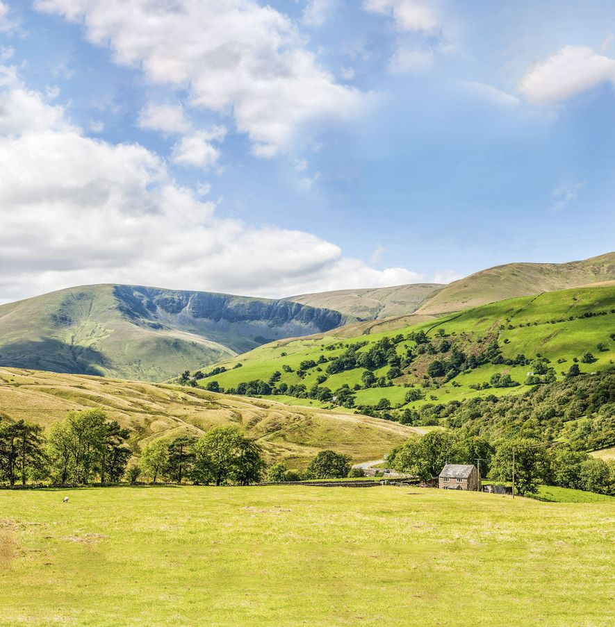 Stay at home: Howgill Fells