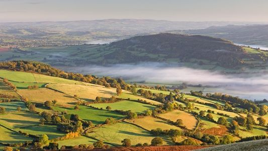 Stay at home: Brecon Beacons