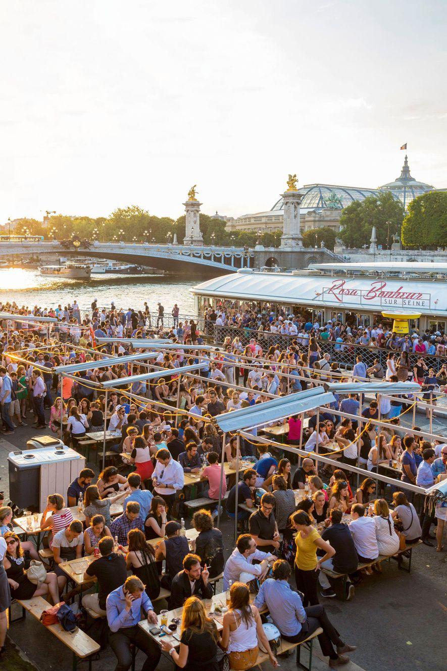 What's new around Paris's Seine