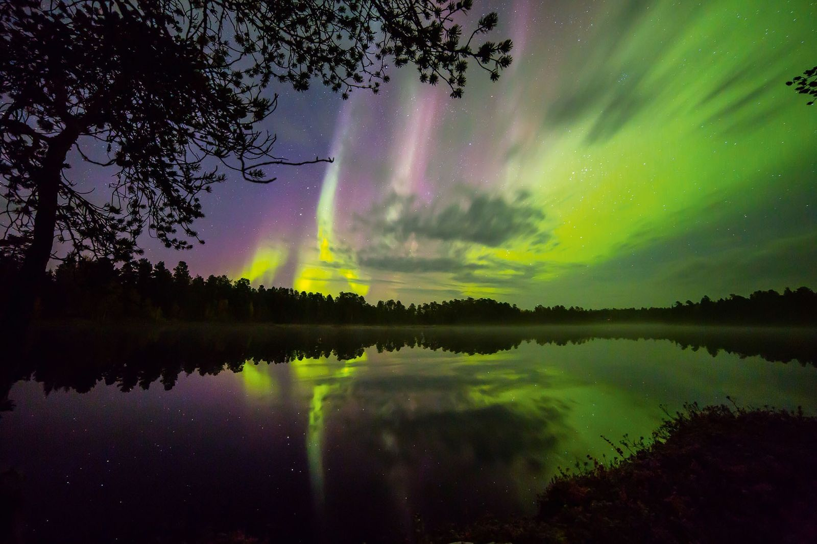 CLOSED: Win a four-night trip to see the Northern Lights