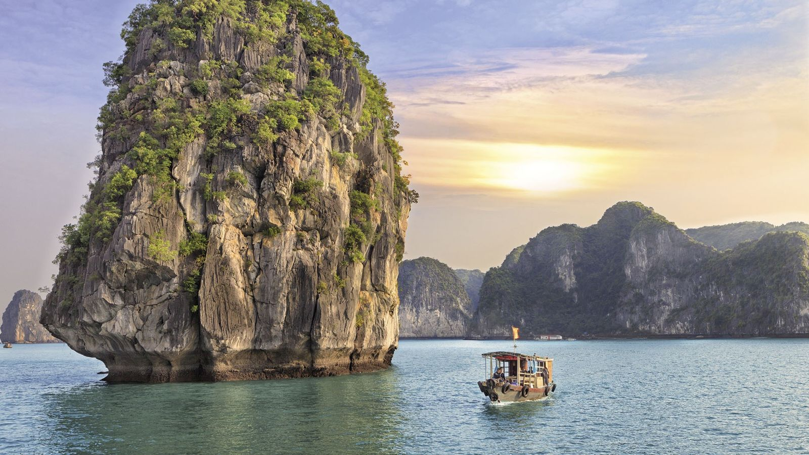 Vietnam is one of the planet's most unforgettable destinations