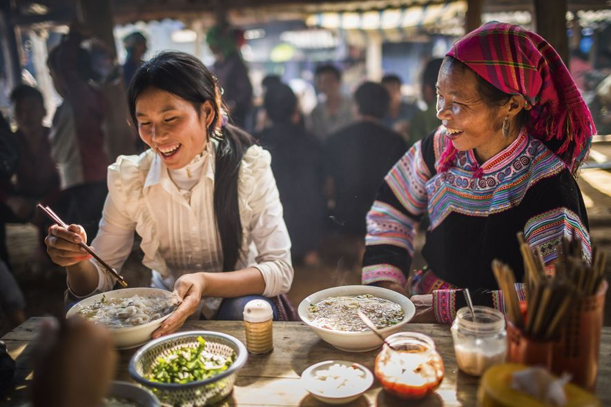 Vietnam has some of the world's most mouthwatering food