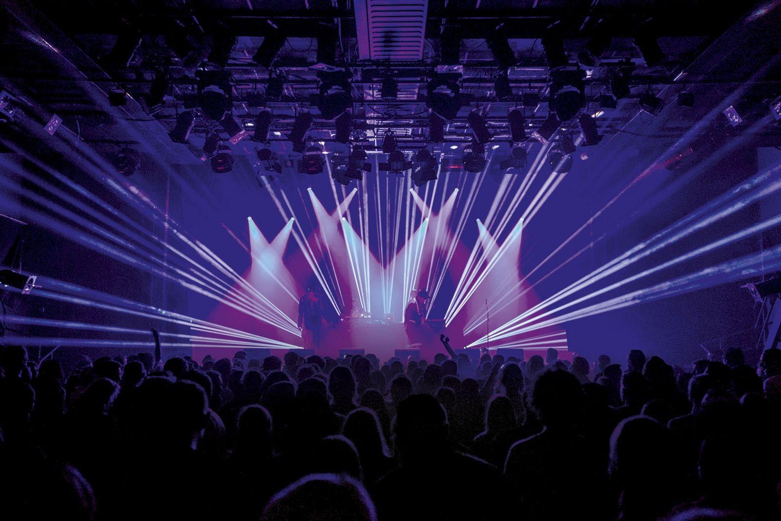 Amsterdam Dance Event, Melkweg.
