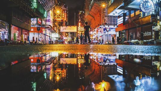 Like a local: Best bars in Hong Kong