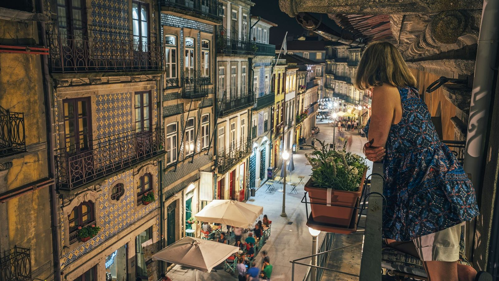 Nightlife in Porto